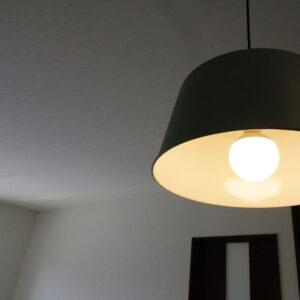 真岡市の注文住宅の照明