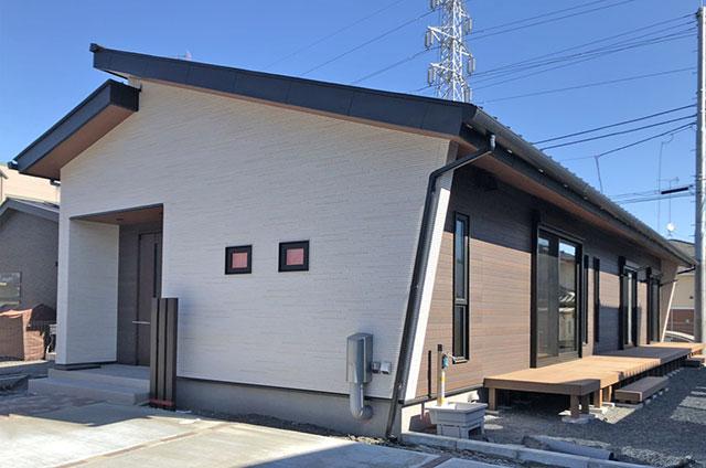 真岡市久下田西モデルハウス
