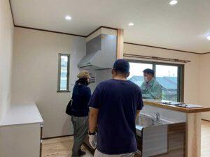 益子町の見学会
